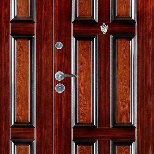 Magnifique porte métallique - 700€