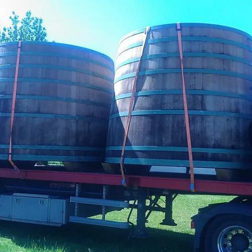 Tonneaux à vin pour Habitations - 1170€