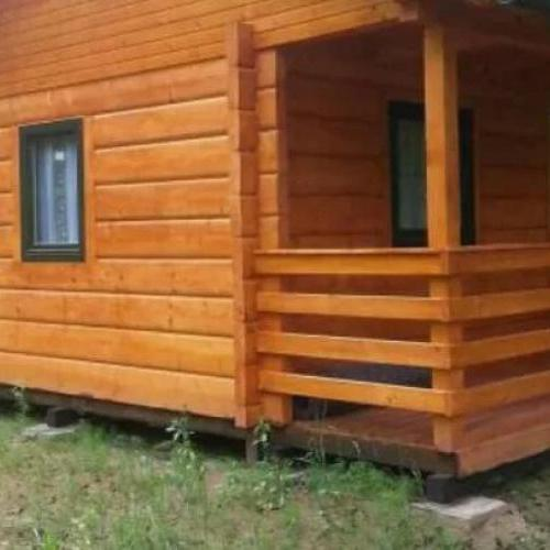 Chalet simple madrier - 6500€